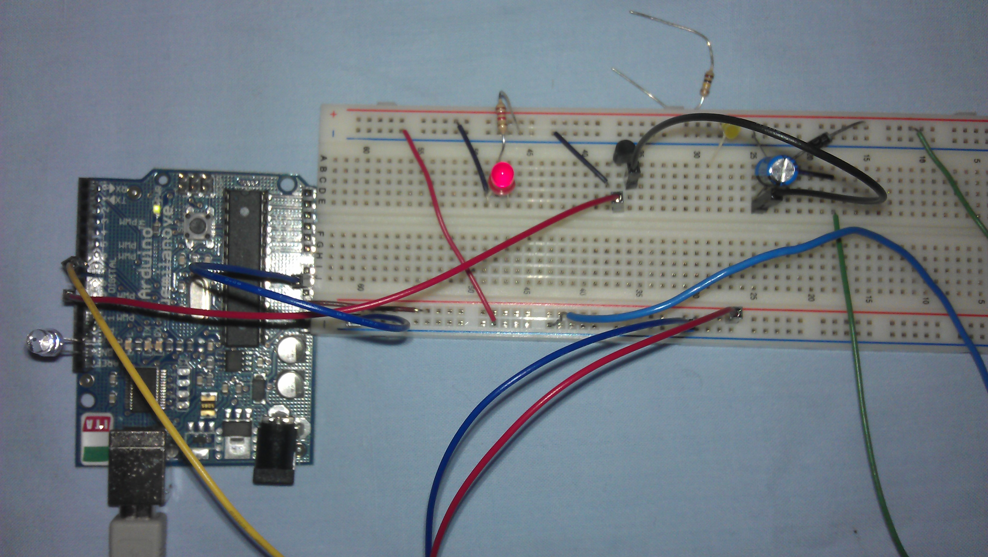Motor Gangster Veggies Arduino For Beginners Controlling A 12v Dc Fan With An As In The Tutorial That I Did Video Previous Post On Ir Sensor Which May Talk About Further